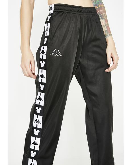 Wicked Authentic Anthony Disney Track Pants