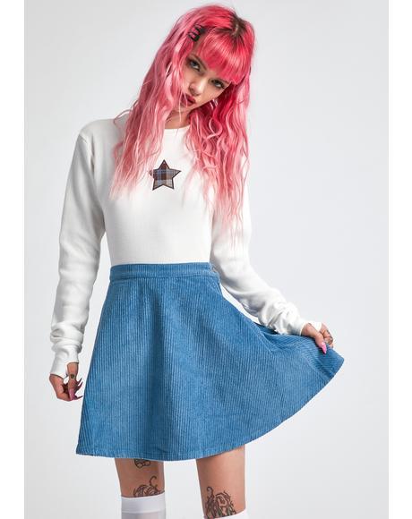 Doom Crew Skater Skirt