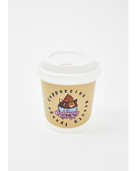 Cappuccino Beauty Sponge