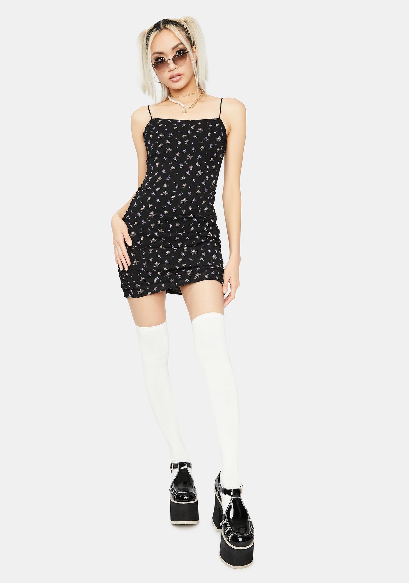 Feel My Love Mini Dress