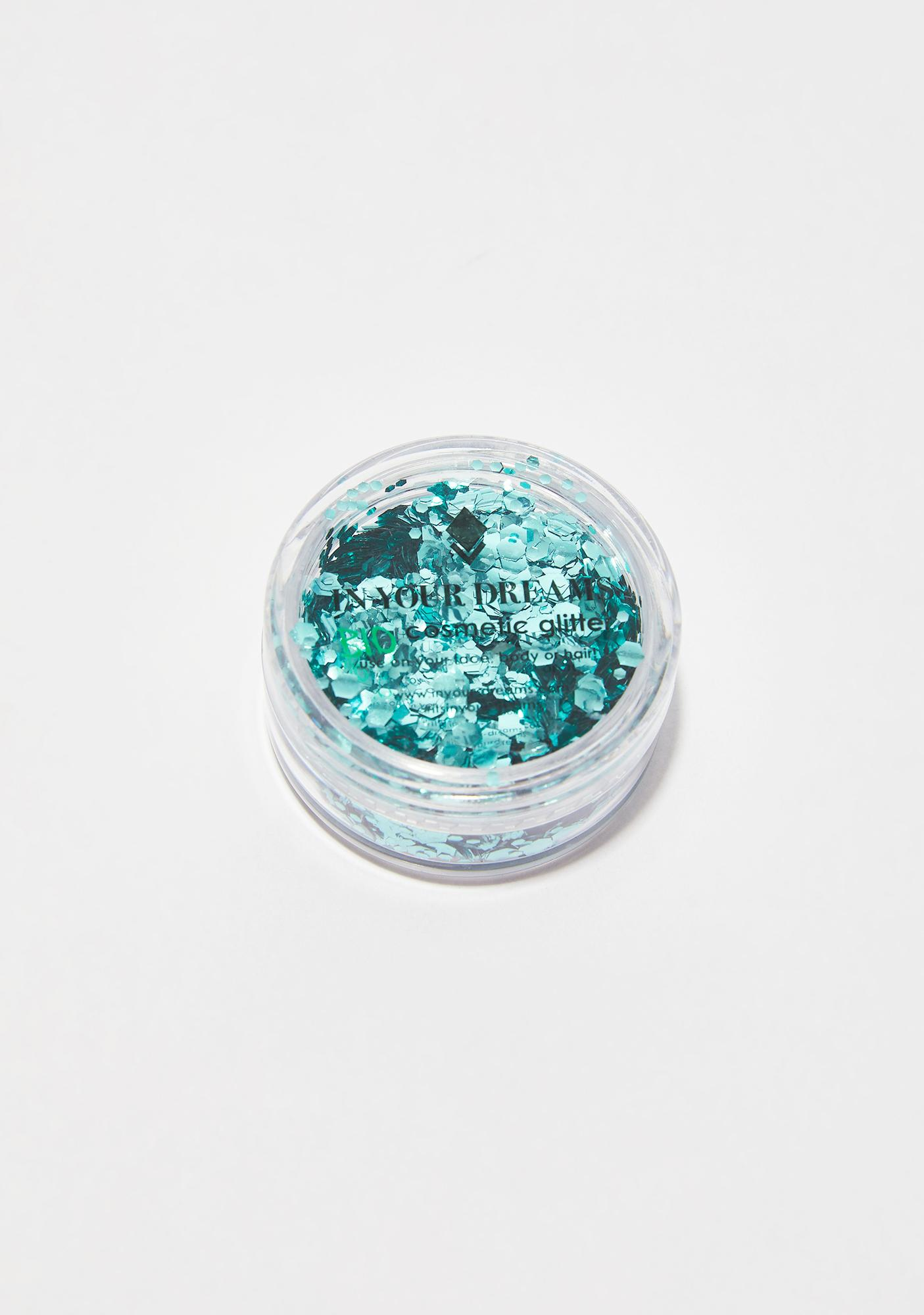 In Your Dreams Aqua Trip Bio Chunky Glitter