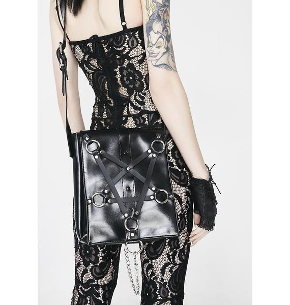 Summon The Spirits Crossbody Bag