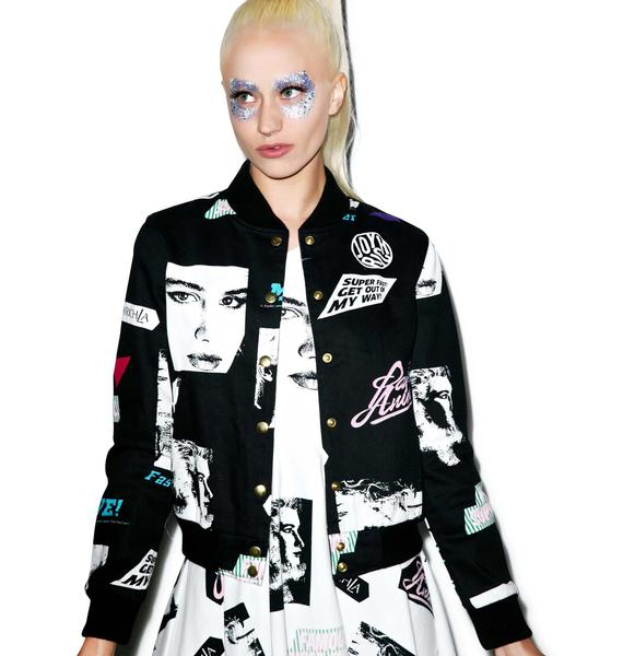 Joyrich Editorial Map Jacket