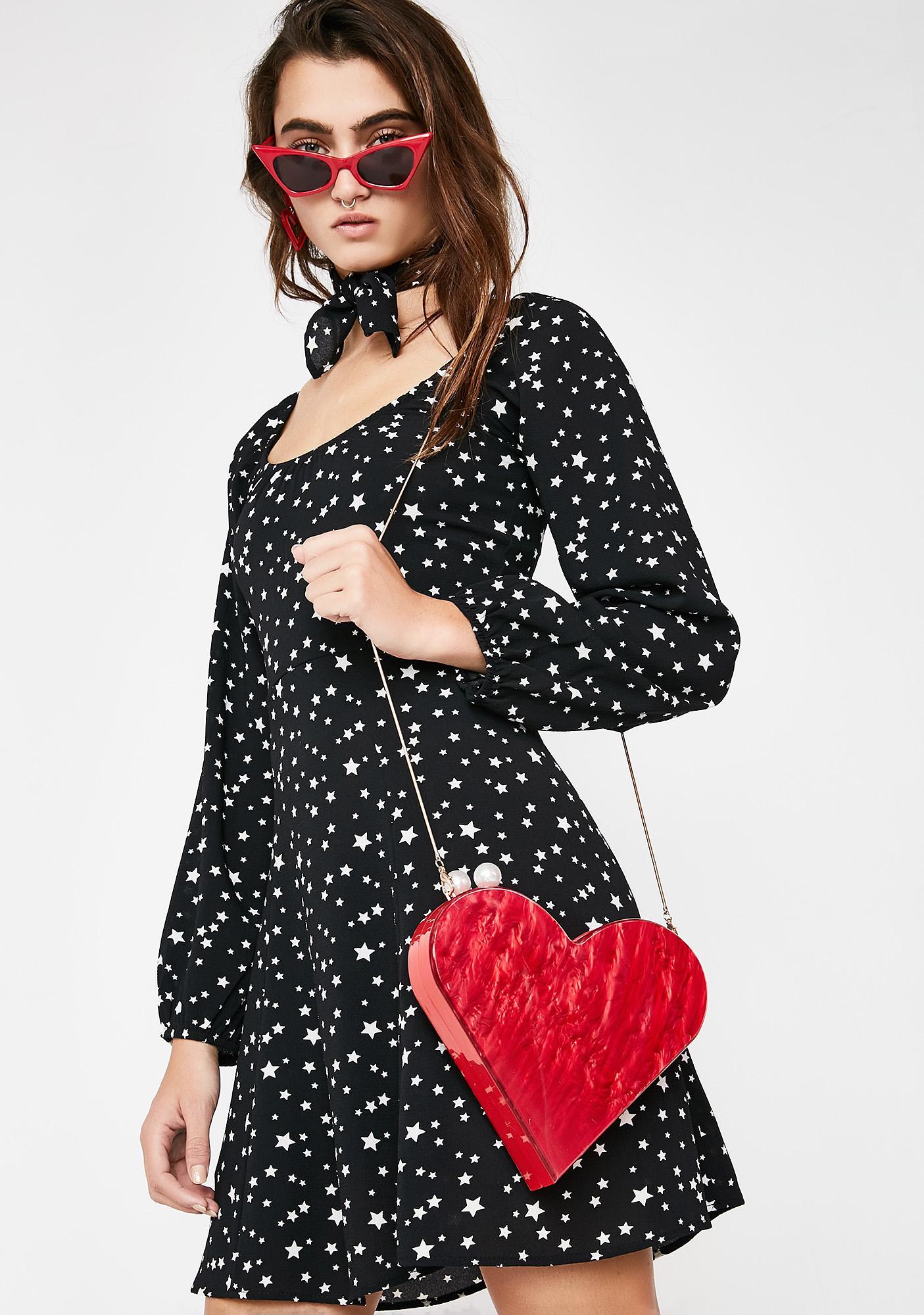 Heart Of Stone Crossbody Bag