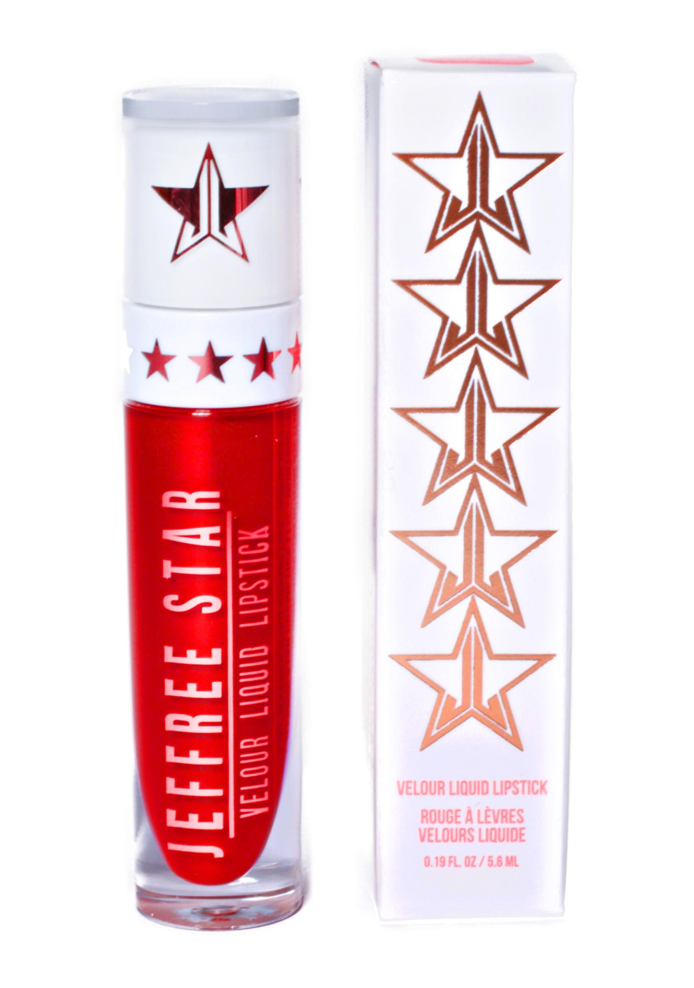 Jeffree Star Hoe Hoe Hoe Liquid Lipstick