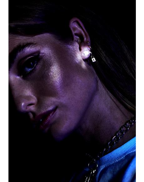 Fly Bae Light-Up Earrings