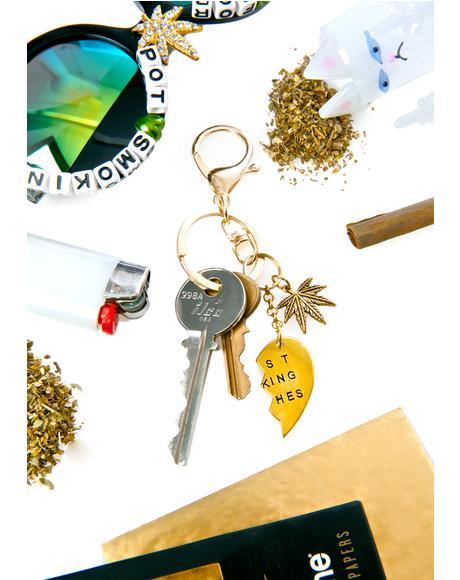 Best Blazed Keychain Set
