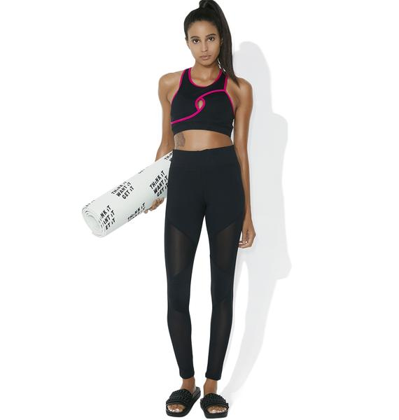 Let's Get Physical Sports Bra
