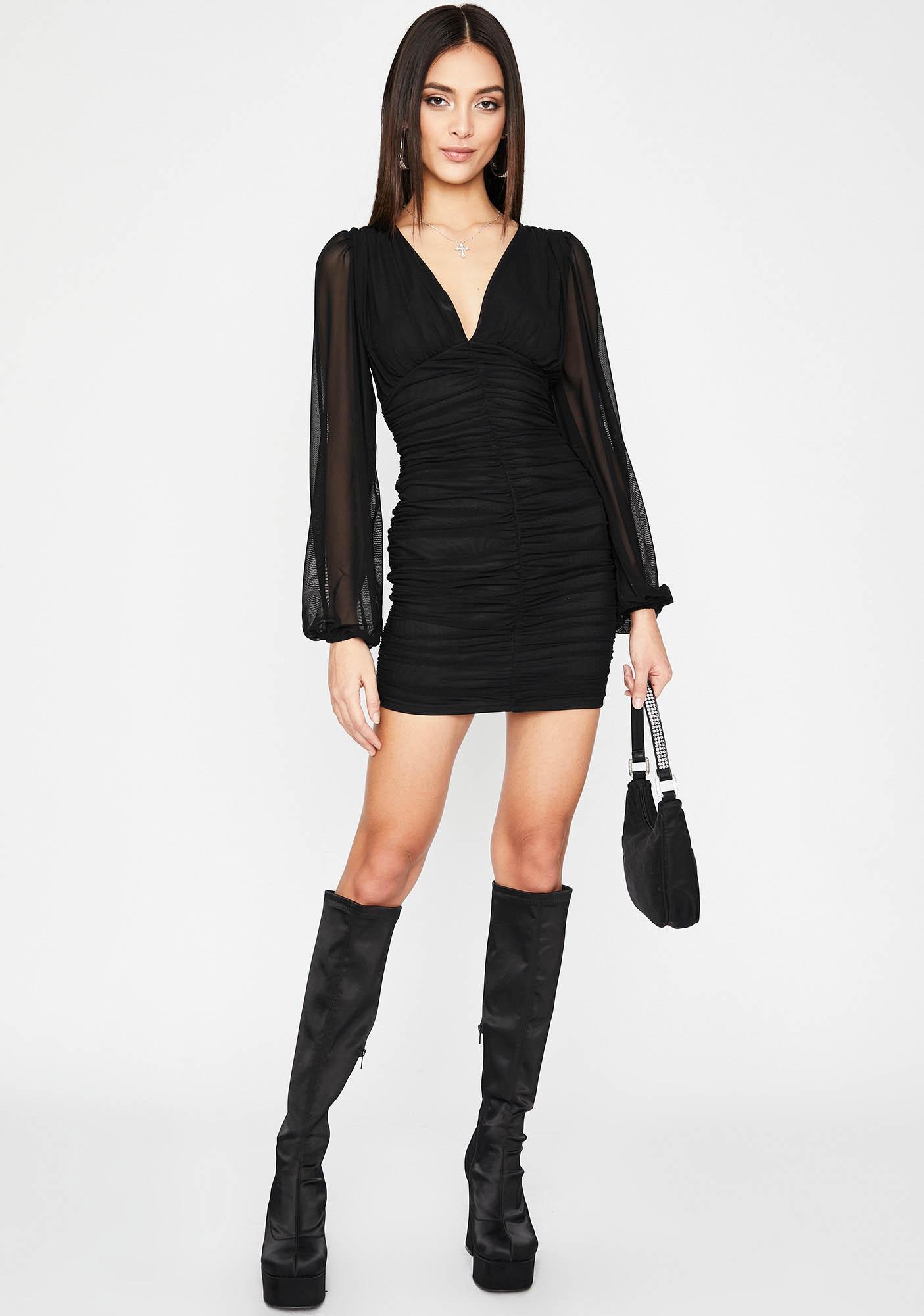 Wishful Thinking Mini Dress