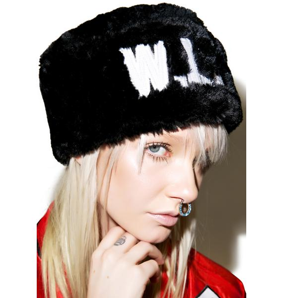 W.I.A X Dolls Kill Russian Hat