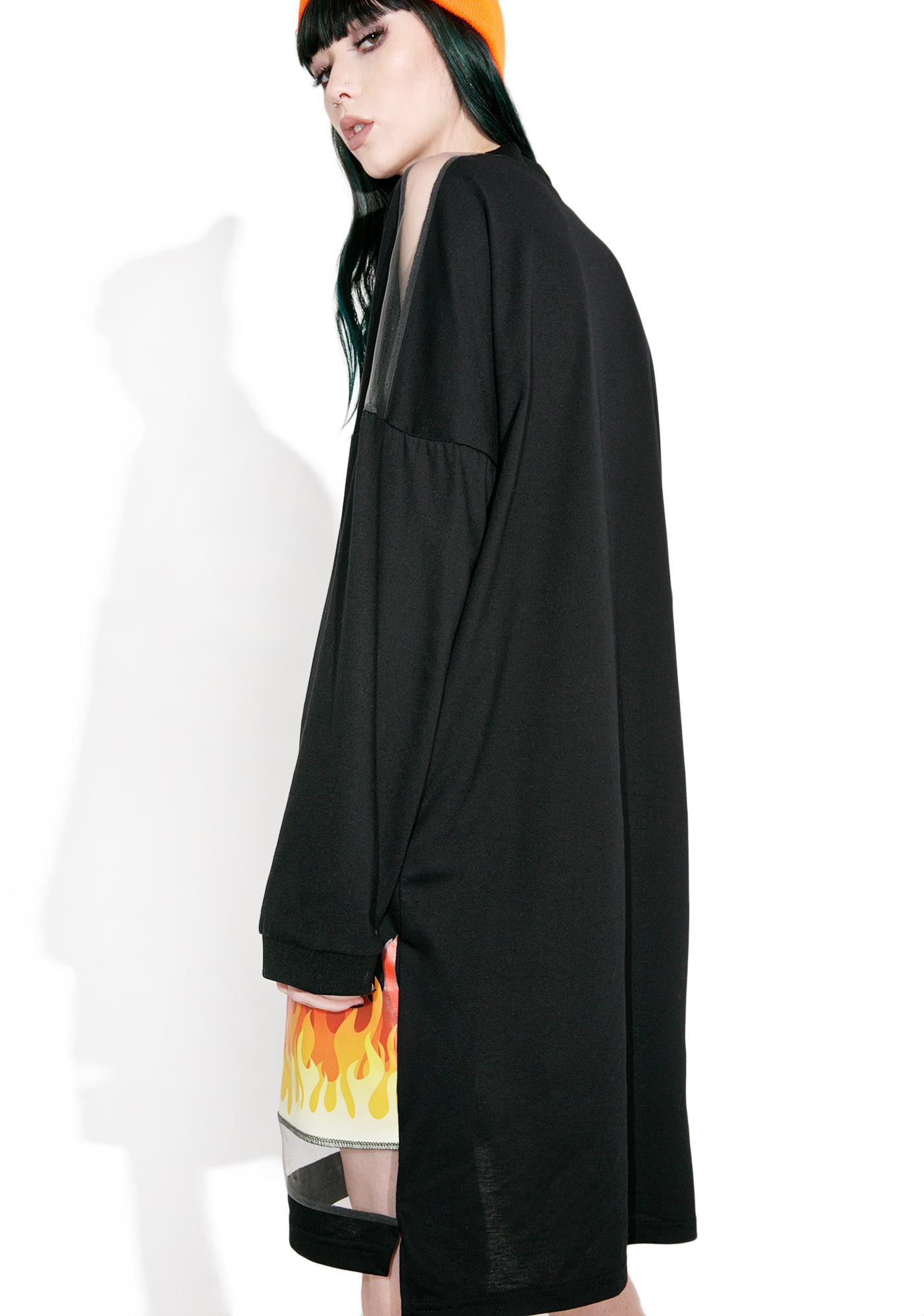 The Ragged Priest Scorch Dress