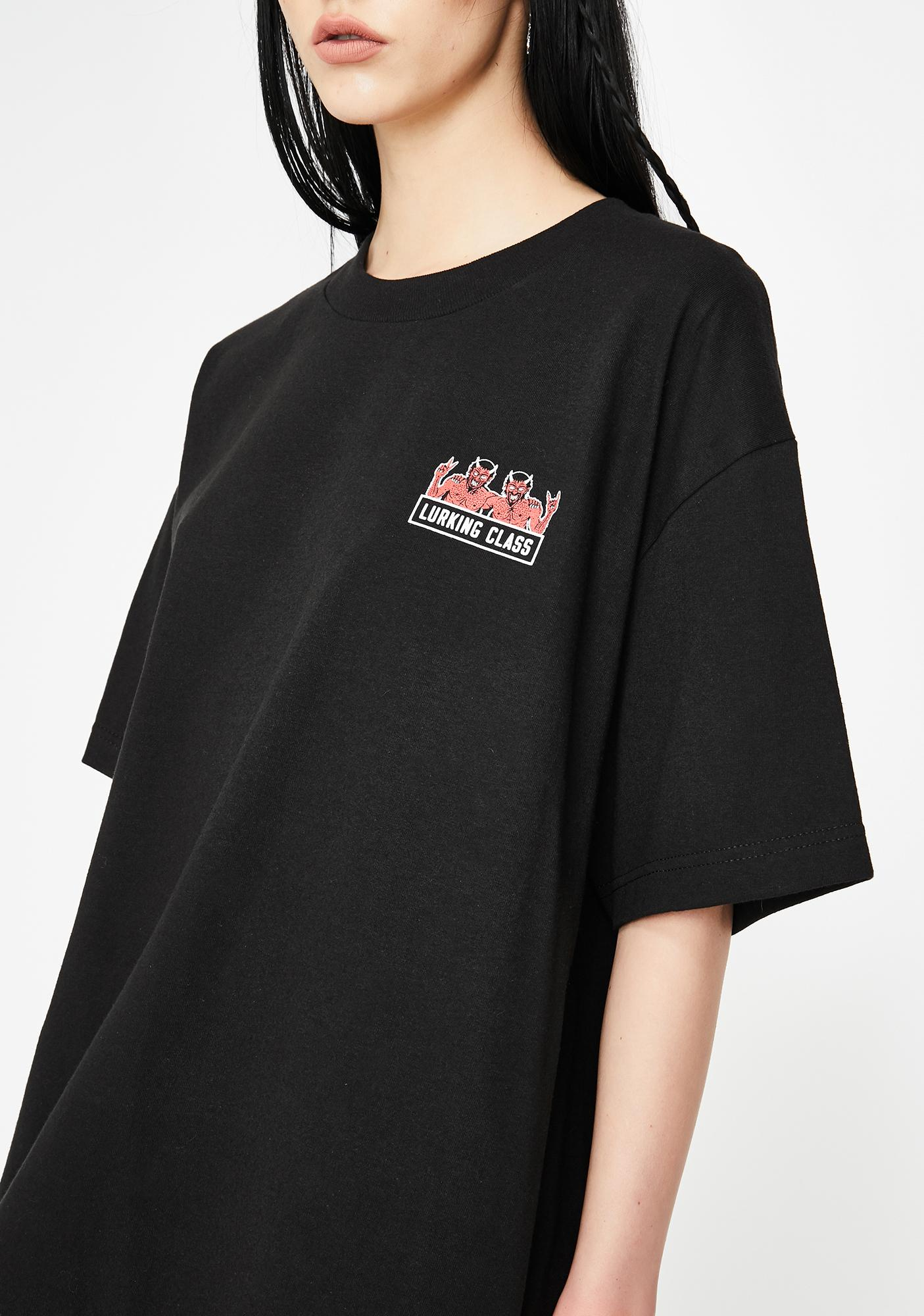 Lurking Class Horny Devils Graphic Tee