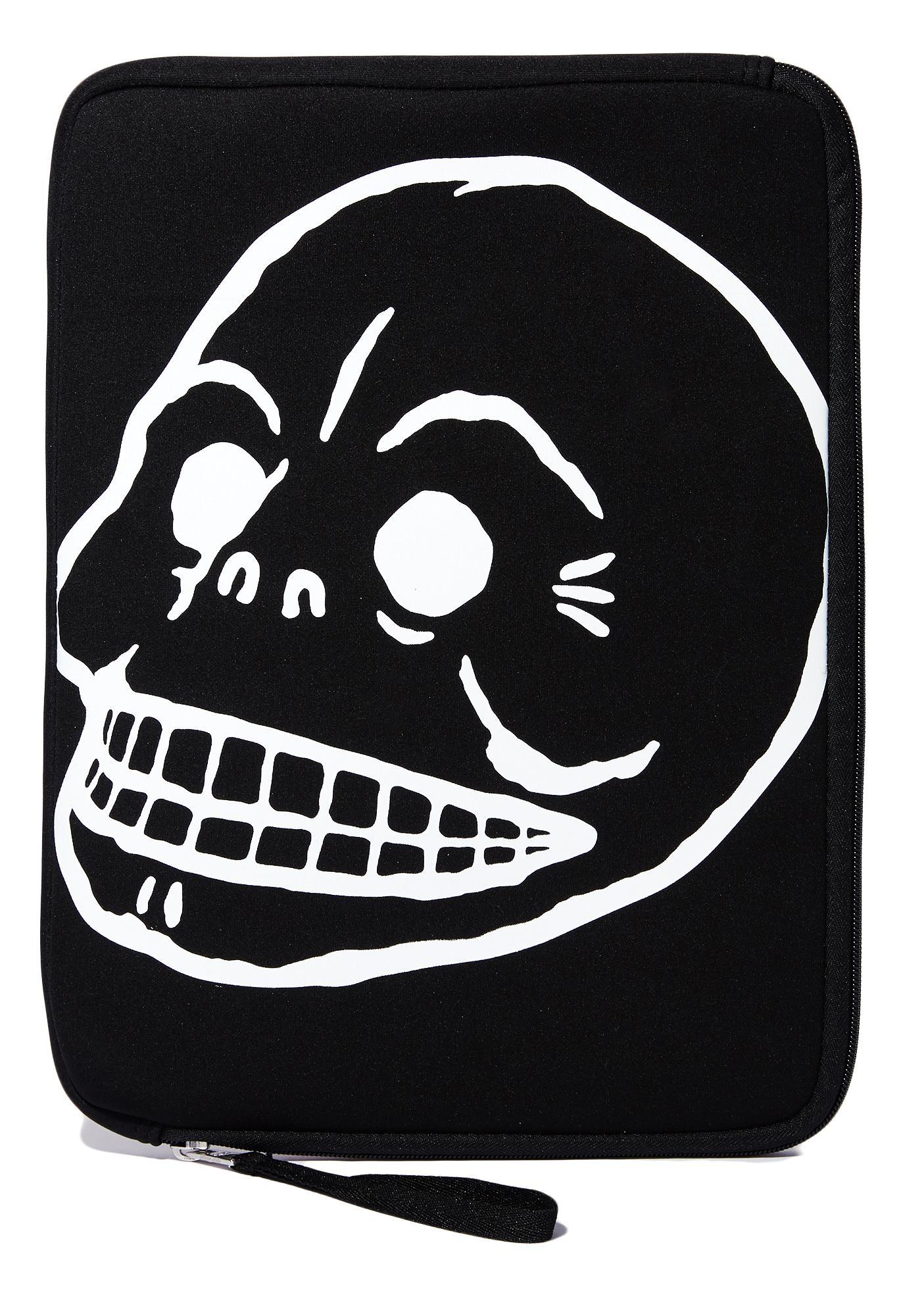 Cheap Monday Laptop Skull Case