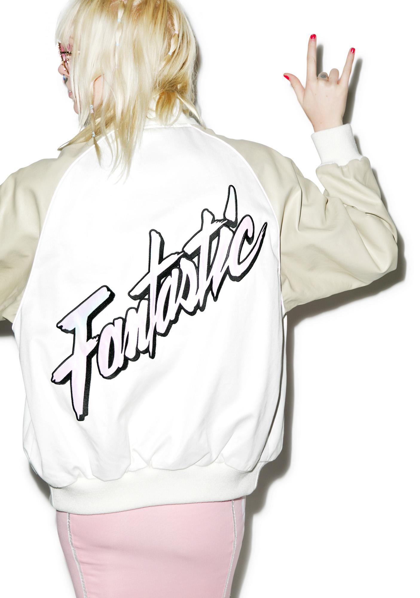 Joyrich Fantastic Dreamer Reverse Jacket