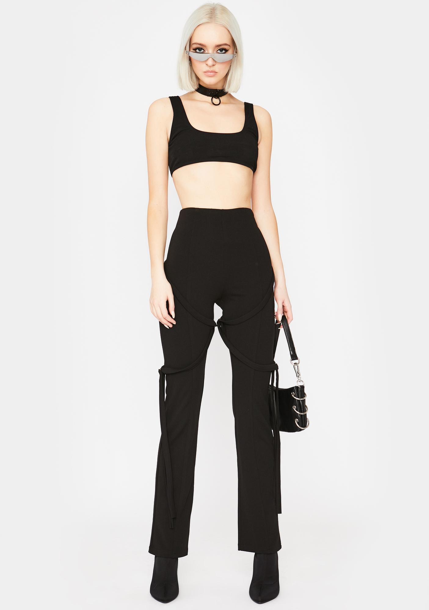 Undercover Heaux High Waisted Pants
