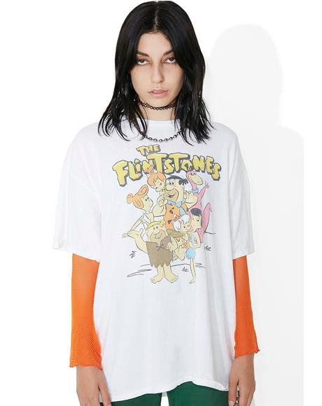The Flintstones Tee