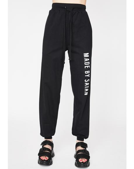 Made By Satan Sweatpants