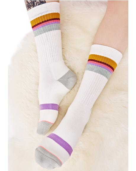 Jiggy Classic Crew Sock