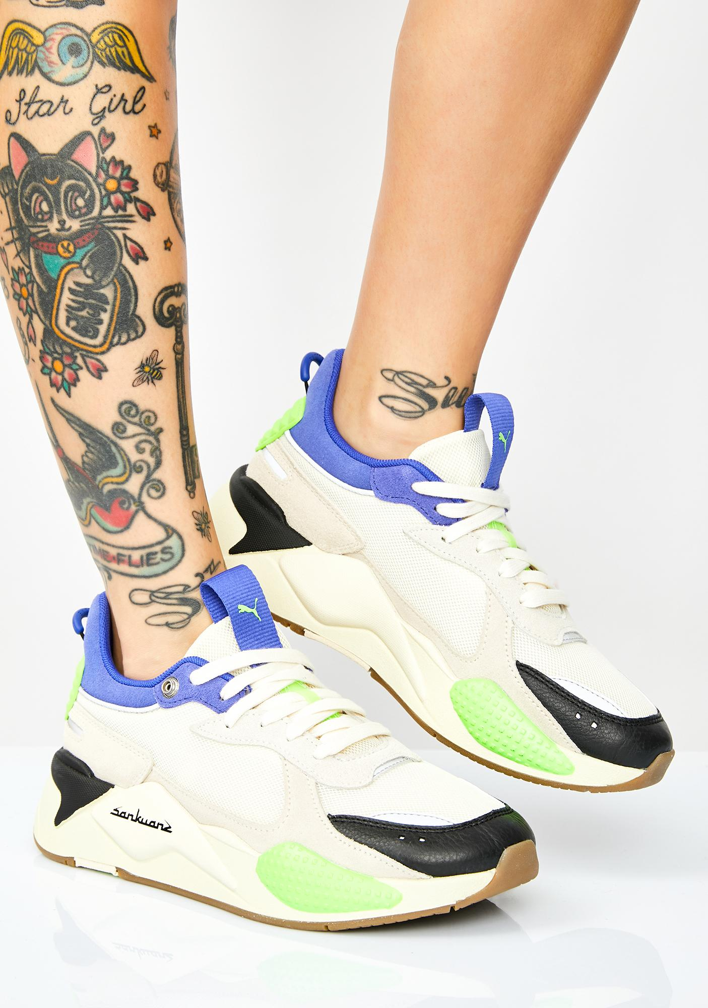 PUMA Thunder Sankuanz Sneakers