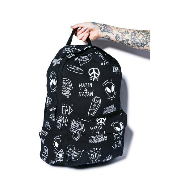 Disturbia Downer Backpack