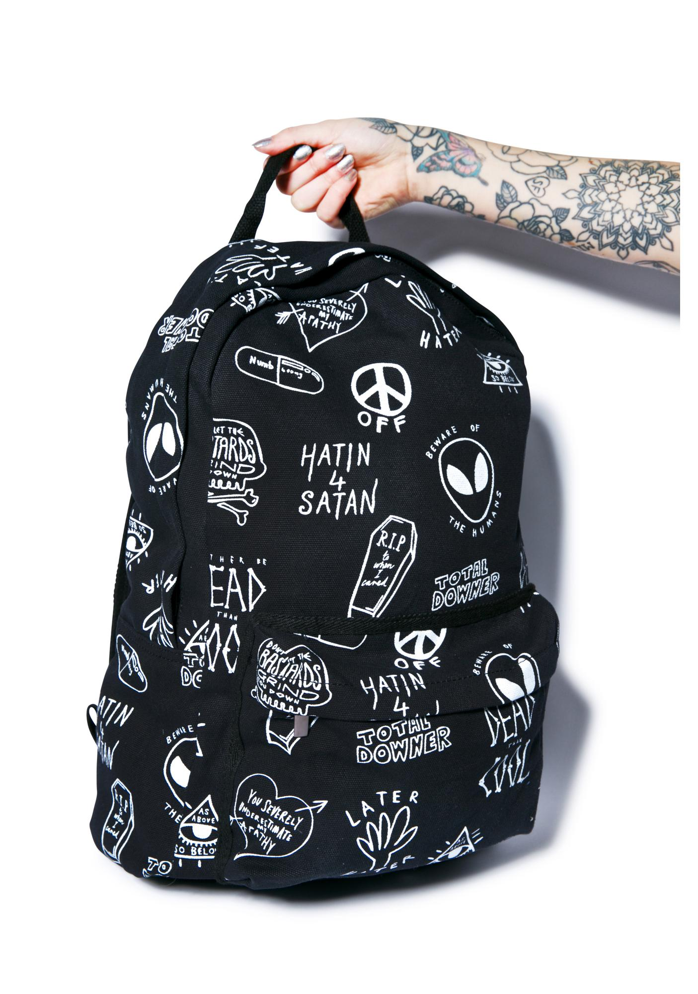 Disturbia Downer Backpack