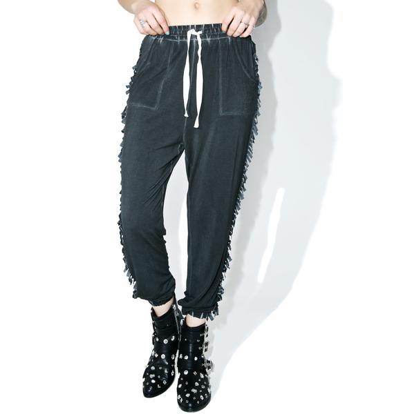 Shakedown Fringed Pants
