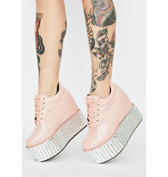 Baby Disco Stomp Platform Sneakers