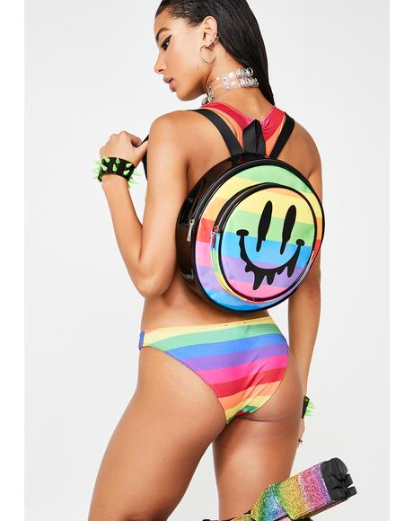 Melty Magic Smiley Backpack