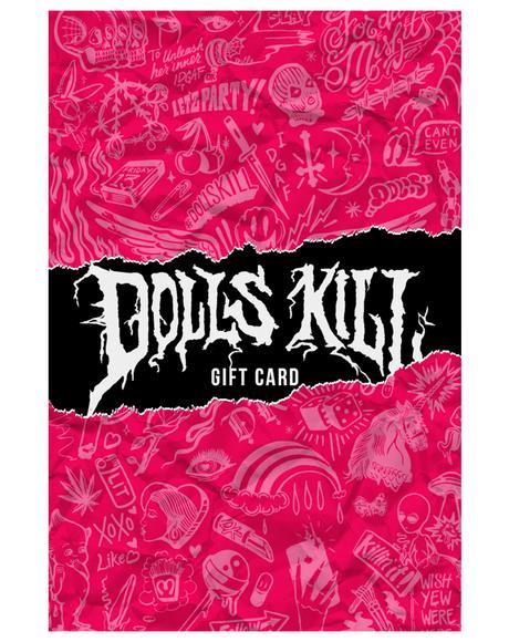 Unwrap Me Gift Card
