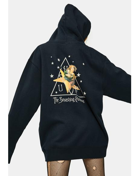 Starlight Graphic Pullover Hoodie