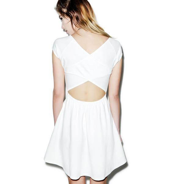 BLQ BASIQ Bringin' Sexy Backless Dress