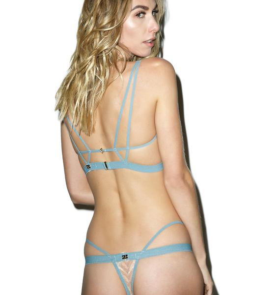 For Love & Lemons Claudia Thong