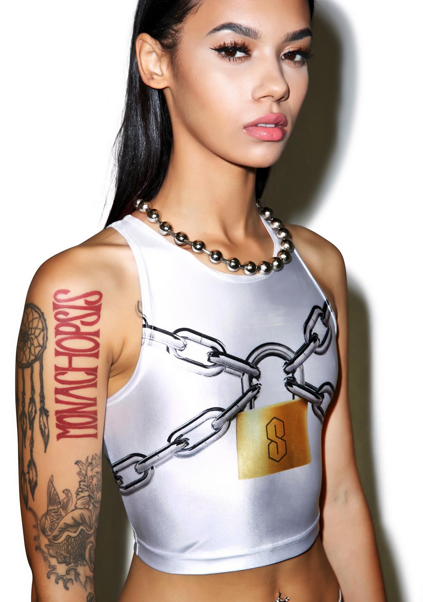 SOWET Locked Up Crop Tank