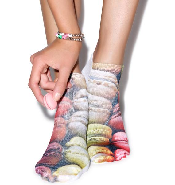More Macaroonz Ankle Socks