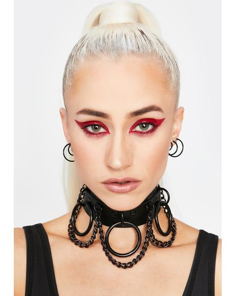 Taking Risks O Ring Choker