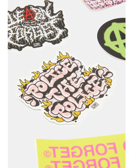 LTF Sticker Pack No. 3