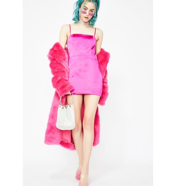 Mz. Boss Betch Mini Dress