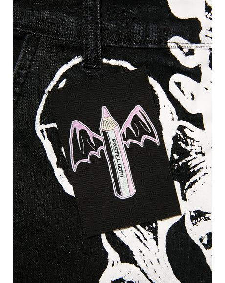 Pastel Goth Patch