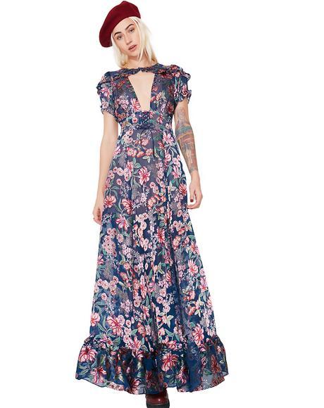 Flora Maxi Dress