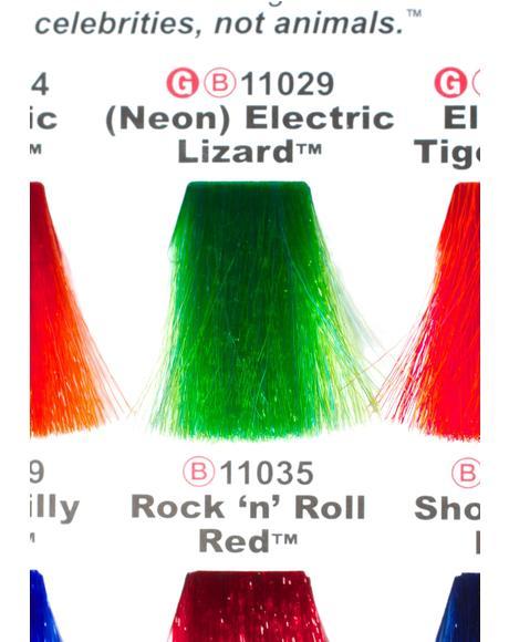 Electric Lizard Classic Hair Dye