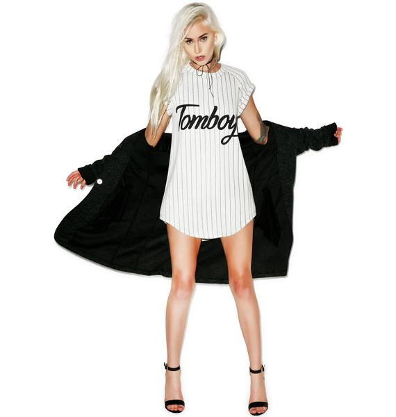 Mink Pink Tomboy Dress