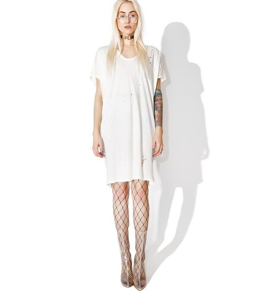 Wear N Tear T-Shirt Dress