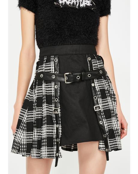 Matilde Tartan Skirt