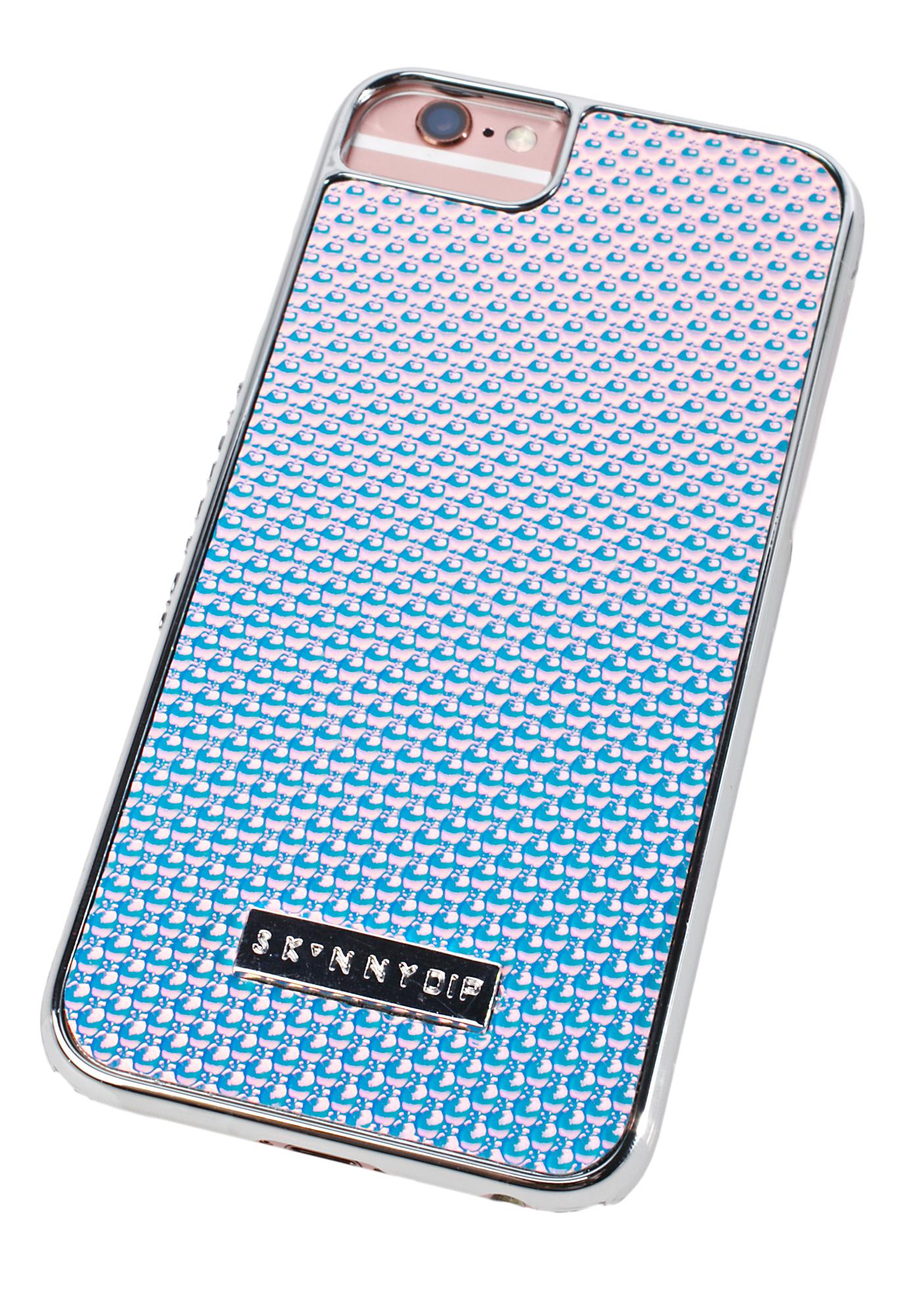 Skinnydip Holocat iPhone Case