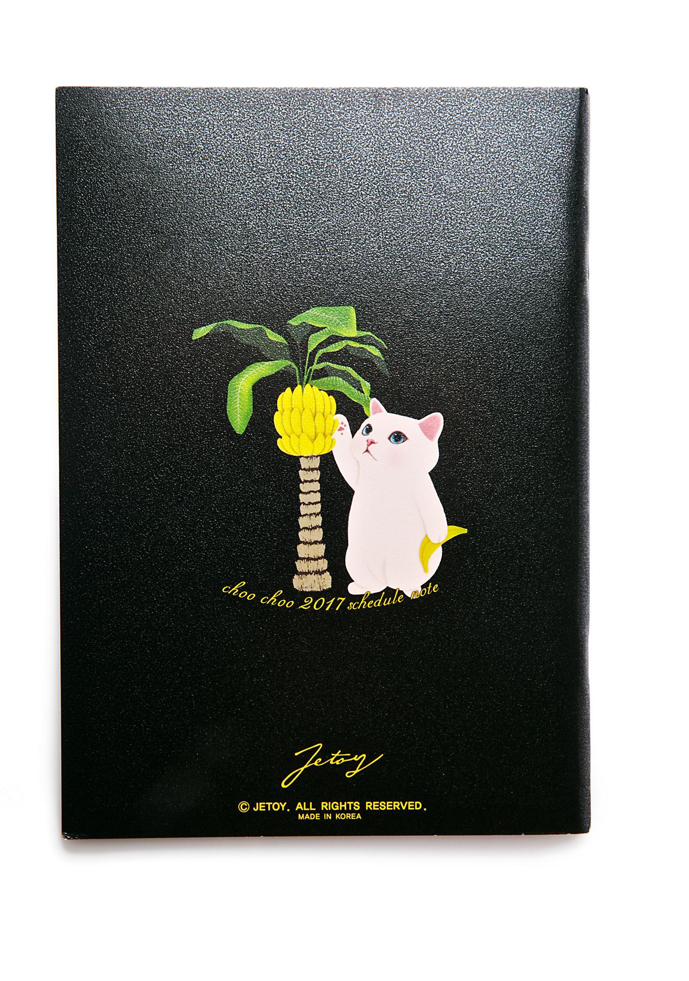 Jetoy 2017 Scheduler Banana Cat