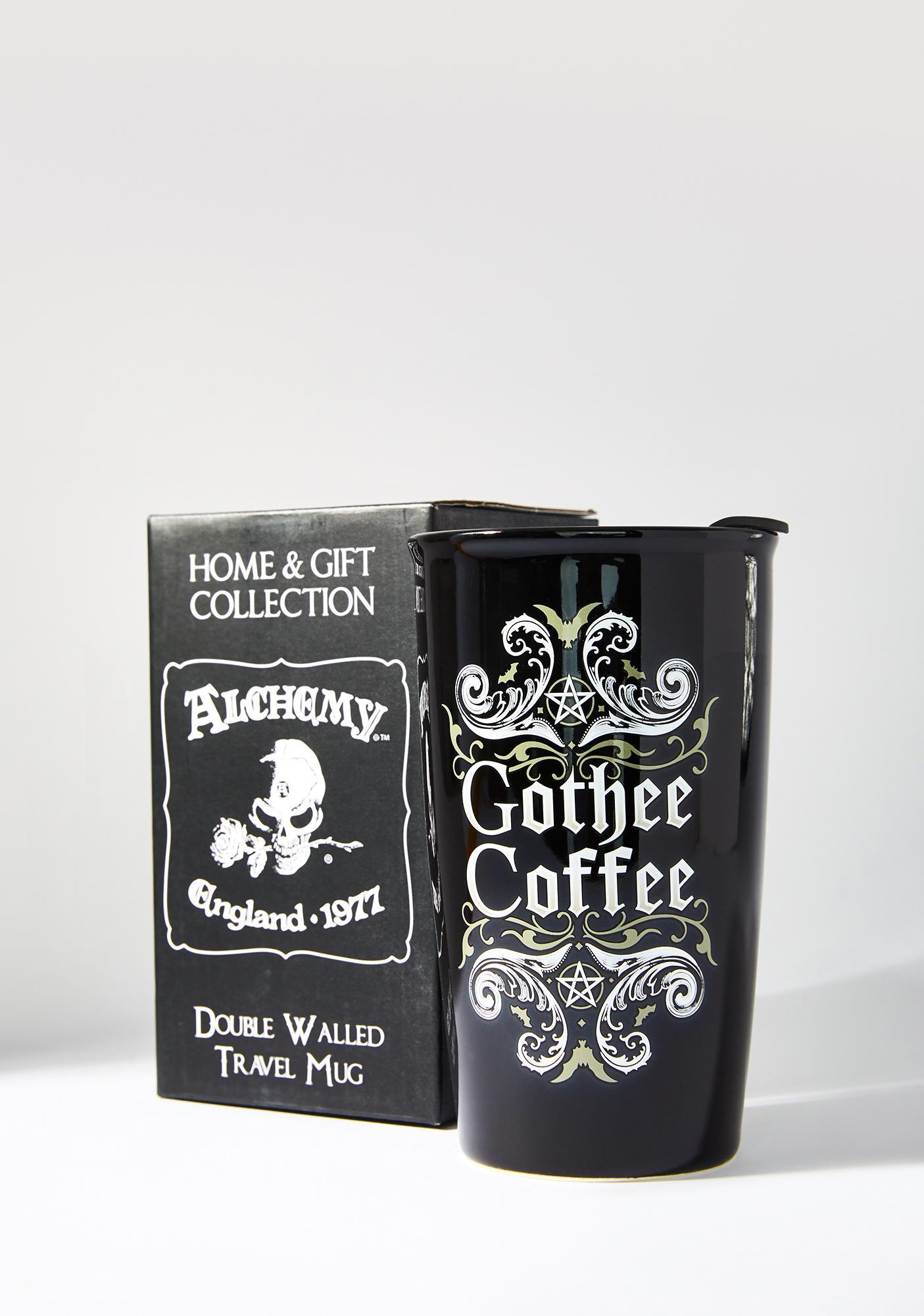 Alchemy England Gothee Coffee Cup