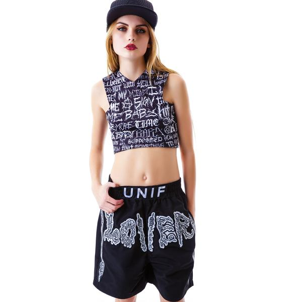 UNIF Lover Shorts