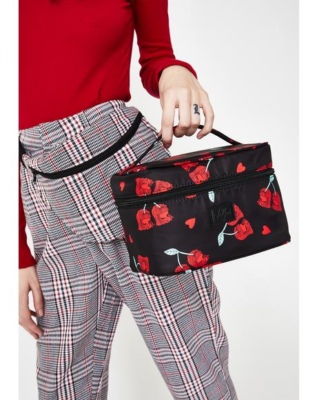 Cherry Lucy Cosmetic Bag