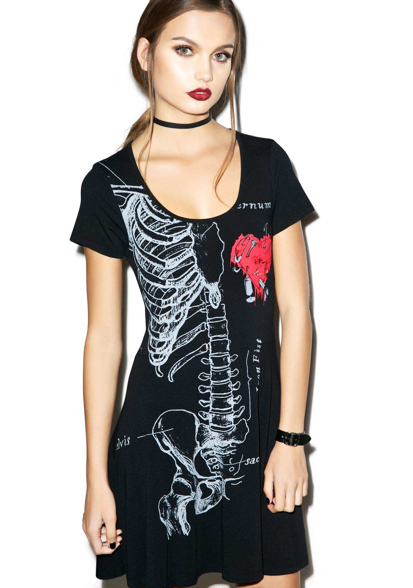 Iron Fist Wishbone II Dress