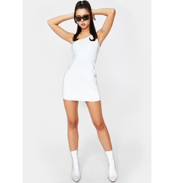 Poster Grl Future Finesse Reflective Dress